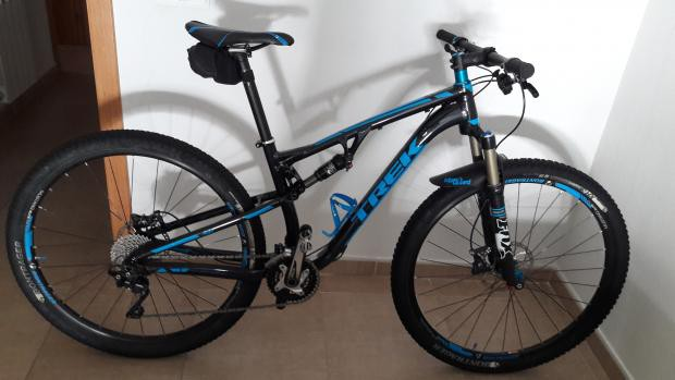 Trek  -  superfly fs 8